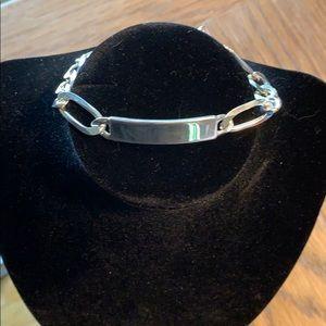 Jewelry - .925 silver ID Bracelet